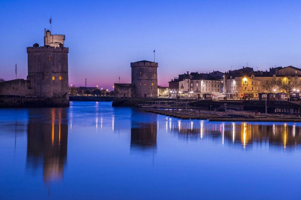 La Rochelle et les deux tours